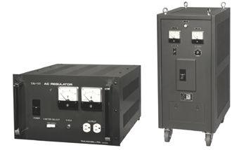 絶縁・静電シールド付き SCR制御方式 交流安定化電源